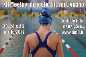 Meeting Lignano 2017 100 rana donne